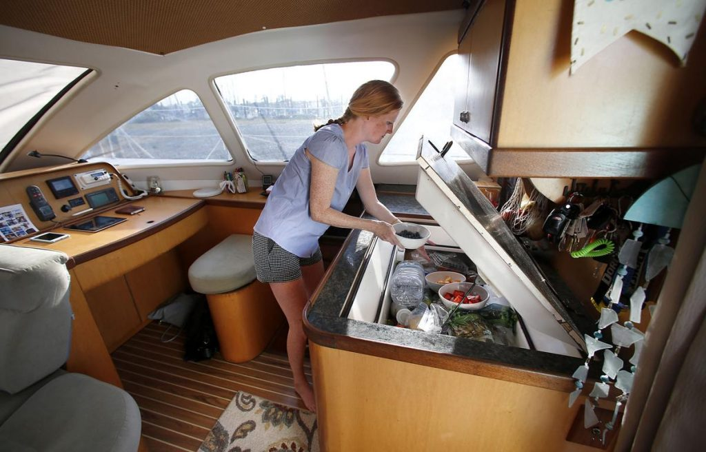 Viaggiare a vela